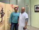 Врач Чень Цзе и пациент